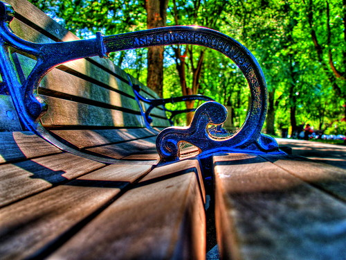 Bench by wili_hybrid, on Flickr