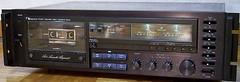 Nakamichi 670ZX 3 Head Cassette Deck