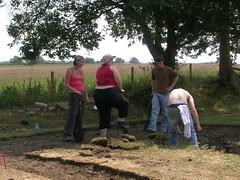 DSCN2733 (wickenpedia) Tags: adam archaeology kat jo jono wicken wwwwickenarchaeologyorguk