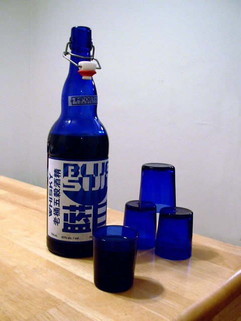 Blue Sun Whisky by olo