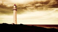 beautiful light (ambientlight) Tags: ocean camera sea sky lighthouse landscape bravo searchthebest ambientlight australia victoria explore mostinteresting top20 aireysinlet definingmoments longaftermidnightincarnation fcsea ambientlightgroup markjamesgaylard