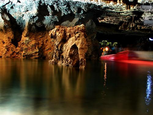 Lion-Elephant Rock, Alisadr Cave, IRAN