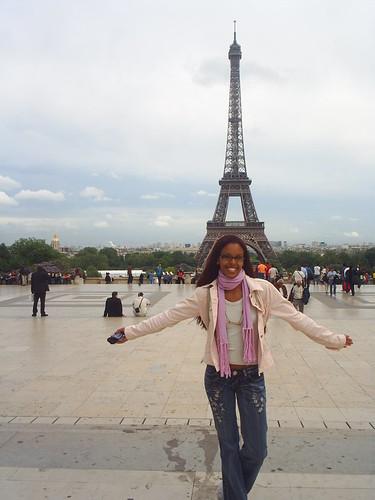 Paris...A cidade do amor!