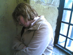 Joy, Asleep, Kilmainham Gaol, Dublin.