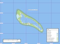 Nikumaroro Atoll - Map Final (1-50,000)