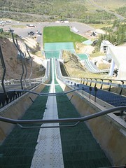 the view from the top (thomas pix) Tags: utah olympicpark