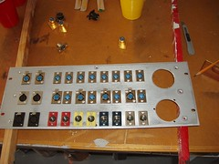 06.08.19 PA mains panel (4) (mtneer_man) Tags: shop panel amp pa rack sound mains audio crossover