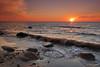 To Look And Dream (Dietrich Bojko Photographie) Tags: seascape tag3 taggedout sunrise d50 germany deutschland bravo tag2 tag1 searchthebest webinteger quality balticsea nikond50 schleswigholstein circularpolarizer 18mm payitforward cokinp121 nikkor1855mm cokinp164 gnd8 abigfave sütel sütelstrand