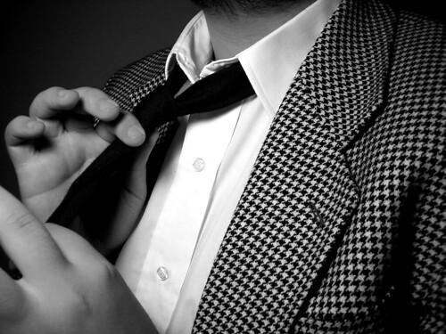 Las corbatas son más que un complemento