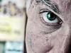 L'Étranger (O Caritas) Tags: selfportrait eye me photoshop self cutout book layers overprocessed camus thestranger ocaritas sueme fauxcolour