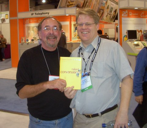 Two Authors & 1st Book