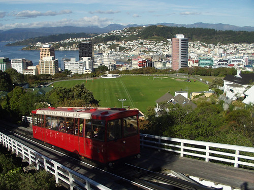 Wellington, New Zealand por Eddie1974.