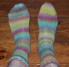 Trekking #100 socks