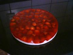 Cheesecake Light de Morango