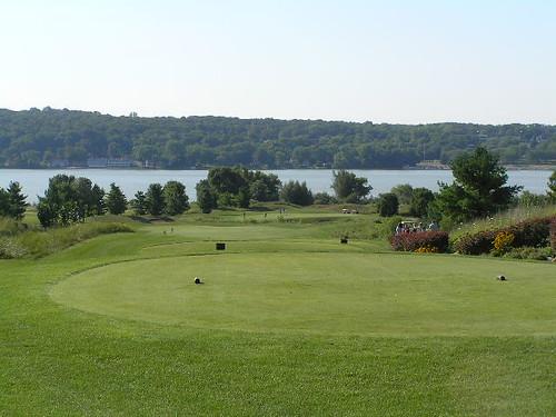 Player Golf Course, Geneva National Golf Club, Lake Geneva, Wisconsin
