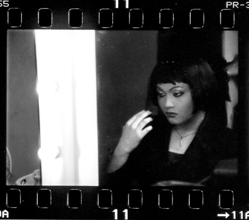 Backstage, Madam JoJos, 11 Nov 98