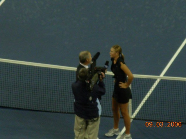 Maria Sharapova by lesleywfu17