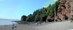 Hopewell Coast (Dan Edmunds) Tags: trip newbrunswick hopewell hopewellrocks