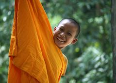 All Wrapped Up (mboogiedown) Tags: travel boy people orange green smile youth children asian temple hope pagoda asia cambodia cambodian khmer child bokeh buddhist south culture monk buddhism east future siem reap southeast vat wat cultural monastic sangha robes kampuchea mapcambodia cambogia theravada travelforpeace bokehphotooftheday bokehlicious camboge bokehsoniceseptember beatravelernotatourist itsallaboutthepeople reasontolearnkhmer bokehsoniceseptember8 dontjustseetheworldexperienceit experiencecambodia buddhistnations bokehfeature livingfaith ifthephotographerisinterestedinthepeopleinfrontofhislensandifheiscompassionateitsalreadyalottheinstrumentisnotthecamerabutthephotographer~evearnold