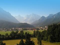 Kranjska Gora view