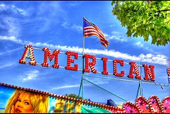 american (Toni_V) Tags: sky usa clouds wow d50 stars switzerland fairground stripes flag zurich american hdr photomatix knabenschiessen hdrsingleraw toniv toniv
