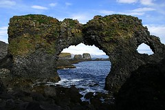 Arnarstapi Natural Arch - West Fjords - Iceland ({ Planet Adventure }) Tags: travel favorite 20d canon wonderful landscape ilovenature island eos iceland islandia interestingness cool hit holidays flickr good explorer perspective creative diversity ab adventure lindo backpacking 100views winner stunning planet excellent pro bleak iwasthere 300views 200views geology bliss incredible tagging canoneos allrightsreserved astar nicecolors high5 beautifulscenery arnarstapi havingfun rockformation aroundtheworld faved inhospitable onflickr cooloutdoorpics visittheworld ilovethisplace fantastica thewest travelphotos naturalarch 4aces 200mostinteresting facinating verycool greatcolors 5favs placesilove traveltheworld beautifulplace 5faves travelphotographs canonphotography thecontinuum beautifulshot beautifulcomposition alwaysbecapturing worldtraveller ratemynature planetadventure 5favorites spectacularlandscapes lovephotography specland spectacularnature greatcomposition beautyissimple 1for10 greatplace theworlthroughmyeyes tedesafio flickrpoker challengeyouwinner selectedasfave peopleseemtolike icelandiclandscape supperb flickriscool loveyourphotos theworldthroughmylenses greatcaptures shotingtheworld by{planetadventure} byalessandrobehling icanon icancanon canonrocks selftaughtphotographer phographyisart travellingisfun cameracraze 20060901 xploremypix laterallycool stunningscenery inhospitableplace icelandiclandscapeimage awesomelandscape beautyfullandscape ratedpro copyright20002006alessandroabehling 10to1 arnarstapinaturalarch icelandwestfjords greatformation perfectpic exploremypix interestingplace visitthisplace athumbsup flickrsmille allinteresting alliceland justiceland greaticeland visiticeland