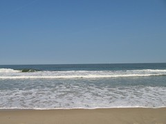 Beautiful Blue Shoreline of Delaware's Cape (mjcutrona) Tags: afternoon capehenlopen latesummer discoveringdelmarva