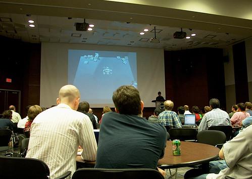 Bumptop at DemoCamp6