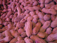 peanuts before... (_melika_) Tags: alexandria louisiana peanuts logansroadhouse