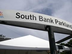南岸公園South Bank Parkland
