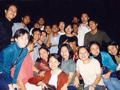 2000 09 23 Bandung Rumah Adri - Rame 1 (Indrani Soemardjan) Tags: cali adri indonesia mom punto eric 2000 susan harry rudy meme mum danny shanty nita bandung ars ibu rani rini angga iqbal eppel mbut 2000q3