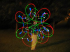 Hugo (milkaaaaa) Tags: light glow bolas poi juggling aerotech globalls jongle globall