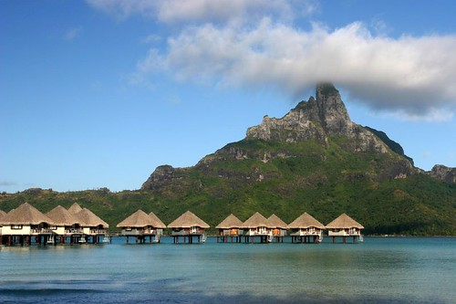 Bora Bora by Benoit Mahe, on Flickr