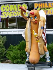 wiener man (Lollie Dot Com) Tags: hotdog ketchup wiener mustard wienie wienerman hotdogman wackyshots lolliedotcompix wienieman thebunistooshort butthenarenttheyalways heythatwienerlooksappetizinghoneyletsstophere imhungrynoimhornynoimhungry imexcitednoimdisturbednoimexcitedwaitiknowimexcitedanddisturbed votedmostobscenefoodadvertisingproductinamericasevenyearsinarow