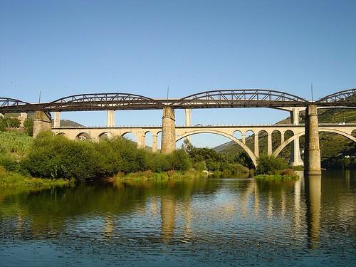 Pontes (3) entre a Régua e Lamego - Portugal par Portuguese_eyes