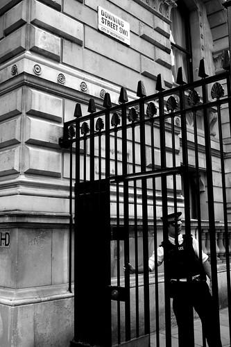 Police - Downing Street