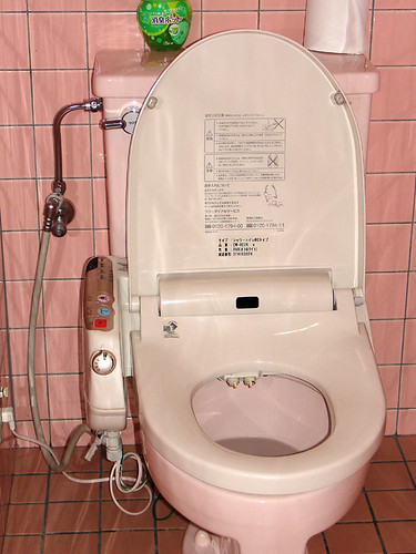 Japanese Toilet by TOTO