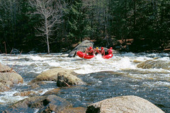 RAFTING (edmond_ski) Tags: fall water river kayak newengland top20sports nhplay coontoocookriver
