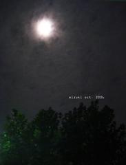 the moon (mizuki's) Tags: oct 10