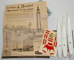 TWA Rocket Model