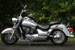 Rob's new ride (Jenni Reynolds-Kebler) Tags: robert boulevard harley 100views motorcycle 200views suzuki motorsports sportster hillsboro c90