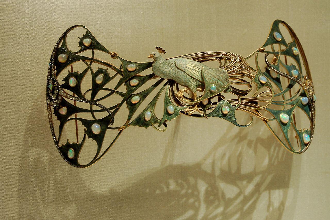 Rene Jules Lalique (1860-1945) Украшения. 44344