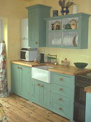 Tips for Decorating a Small Country Kitchen - Small Country