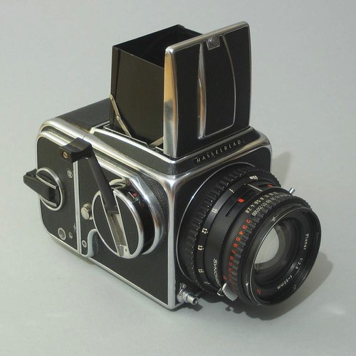 Hasselblad 500 C/M - Camera-wiki org - The free camera