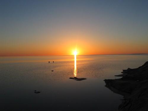 Binary..oops..Singulary Sunset