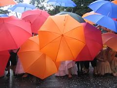parapluies - by djembali