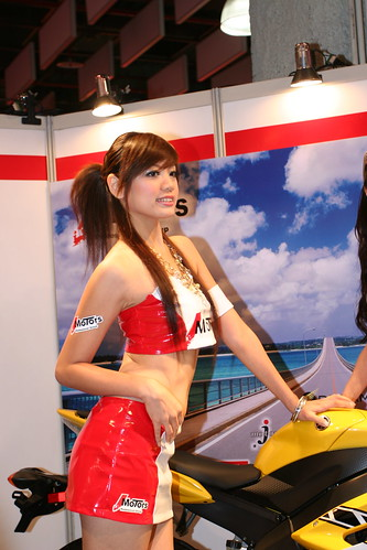 taiwan exhibition girls