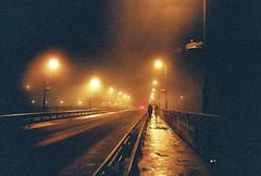 night calls (Lena Kanshyna) Tags: kamianetspodilskyi ukraine exploring exploringukraine 35mm night nightlights road ontheroad city urban film filmphoto followme filmshot olympus onlyfilm olympusmju2 mju2 melancholy magic kyiv kanshyna kodakgold kodak grain lovely lomo lomography ilovefilm ishootfilm live light photography photo cars car