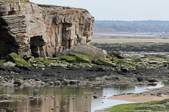 Middle Eye from Hilbre (Roy Lowry) Tags: riverdee hilbreisland middleeye sandstone triassic