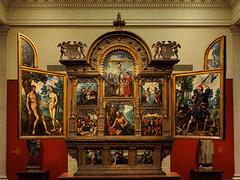 Alterpeice with Scenes from the Old and New Testaments, studio of Jan Sanders van Hemessen, 1550s (Joey Hinton) Tags: olympus omd em1 cincinnati art museum mft m43 microfourthirds 1240mm f28